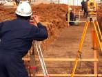 レベルによる工事測量